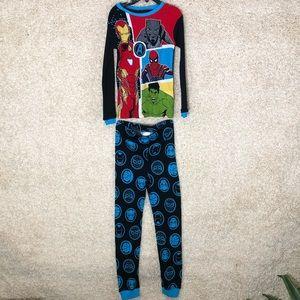 Avengers kids pajamas 2 piece
